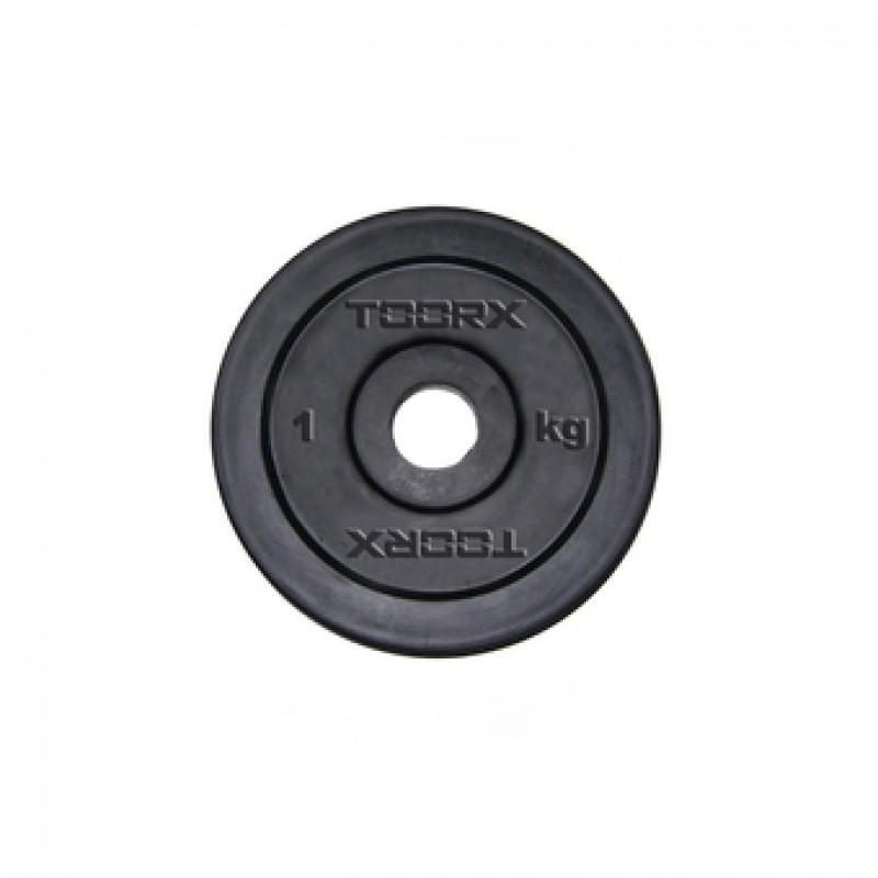 TOORX DGN-0.5 DISCO GHISA NERA da 0,5 KG