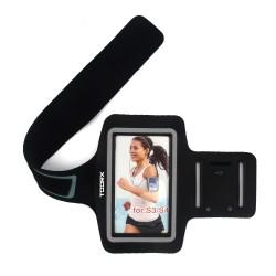 Toorx - Fascia da braccio porta smartphone