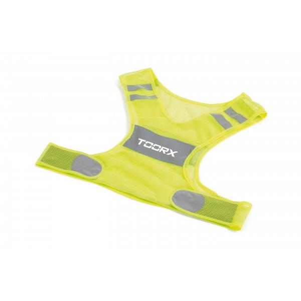 Toorx - Pettorina running di sicurezza catarifrangente - taglia unica