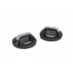 Toorx - Coppia maniglie ruotabili per flessioni