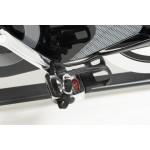 Toorx - Spin bike SRX-100 con ricevitore wireless e fascia cardio inclusa
