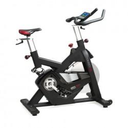 Toorx - Spin bike SRX-300 HRC elettromagnetica con ricevitore wireless e fascia cardio inclusa  APP Ready