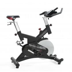 Toorx - Spin bike SRX-85 con ricevitore wireless e fascia cardio inclusa