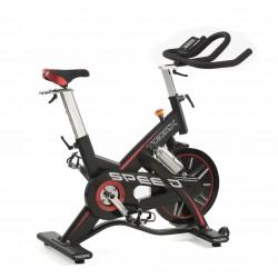 Toorx - Spin bike SRX-95 con sistema frenante magnetico, ricevitore wireless e fascia cardio inclusa