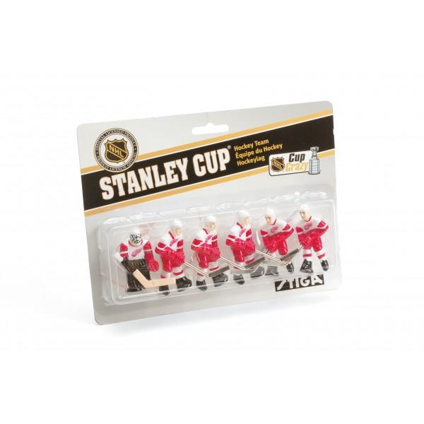 Stiga - Set giocatori Detroit Red Wings