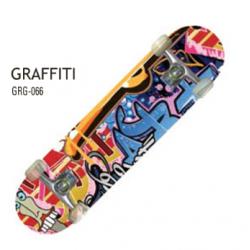 Nextreme - Skateboard STREET PRO GRAFFITI
