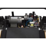 Everfit - Tapis Roulant TFK-355 SLIM salvaspazio inclinazione manuale
