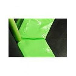Garlando - Cuscino copri molle verde per trampolino OUTDOOR