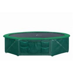 Garlando - Rete di protezione della base trampolino (con tasche)