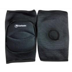 Garlando - Coppia ginocchiere da pallavolo colore nero