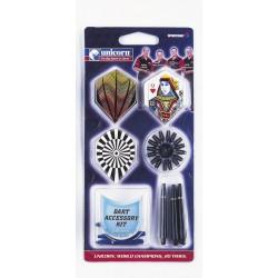 Unicorn - Kit accessori per freccette