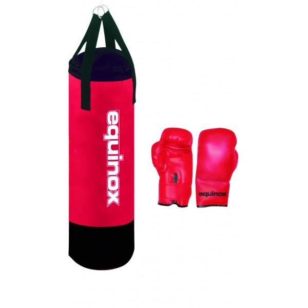 Toorx - Set boxe junior PRO sacco boxe kg 6 con guanti  6 oz.