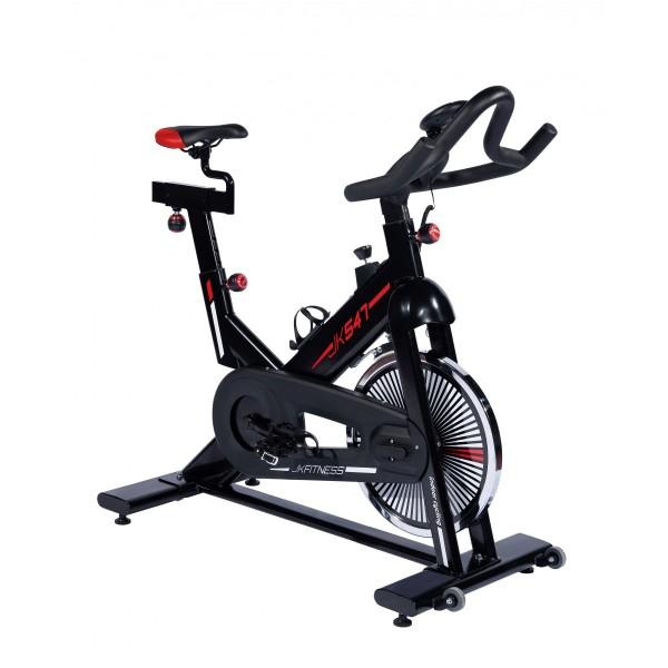 JK FITNESS - Spin bike JK547 -  volano 22 kg