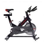 JK FITNESS - Spin bike JK554 volano 22 kg trasmissione cinghia