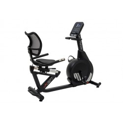 JK FITNESS - Cyclette orizzontale recumbent JK327