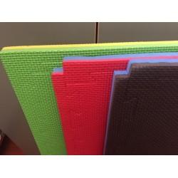 GervasiSport - Tatami Tappeto ad Incastro Componibile 100x100x2,1 cm
