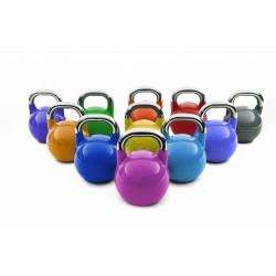 Toorx - Kettlebell Olimpionico EVO KCAE da 8, 10, 12, 16, 20, 24, 28 kg