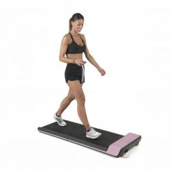 Toorx - Tapis roulant slim Walking pad rosa