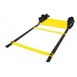 Toorx - Scaletta veloce m. 4,50 con 9 pioli e sacca
