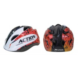 Garlando - Casco bike ACTION FEEL taglia  XS  (dal 49 al 51)