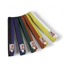 CorSport - Cintura Bicolore Karate e Judo Vari Colori