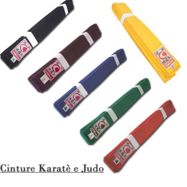 CorSport - Cintura Karate e Judo Vari Colori