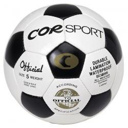 Corsport - Pallone in cuoio sintetico