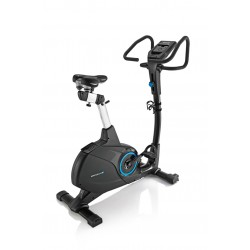 Kettler - Ergometro Cyclette Ergo S con fascia cardio Polar incluso World Tours 2.0 up-grade