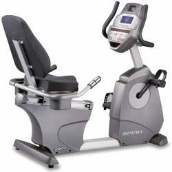 Spirit Fitness - Cyclette Ergometro Recumbent CR 800