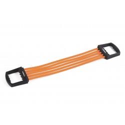 Toorx - Estensore molle trazioni in gomma-resistenza regolabile