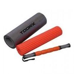 Toorx - Rullo per massaggio 3 in 1