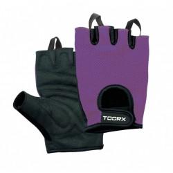 Toorx - Guanti in pelle scamosciata e microrete - taglia S