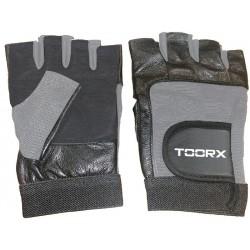 Toorx - Guanti in pelle, Spandex e pelle scamosciata