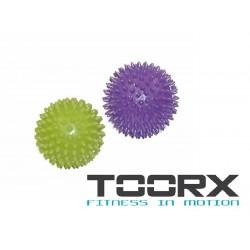 Toorx - Coppia sfere per massaggi