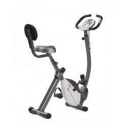 Toorx - Cyclette BRX-COMPACT MULTIFIT salvaspazio accesso facilitato e manubrio regolabile in altezza ed inclinazione