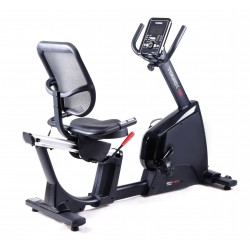 Toorx- Cyclette BRX-R300 HRC recumbent elettromagnetica con ricevitore wireless  APP Ready