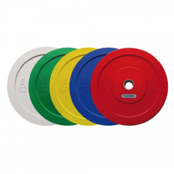Toorx - Disco BUMPER Challenge Diametro Ø 45 cm