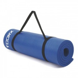Toorx - Materassino fitness con maniglia di trasporto