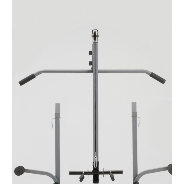 Everfit - Kit completo Lat Bar Asta Bilanciereregolabile.x. WBK-500