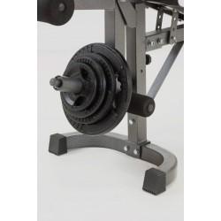 Toorx - Adattatore leg extension per utilizzo dischi in ghisa con foro Ø 50 mm  per WBX-60 e WBX-90