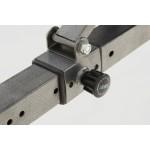 Toorx - Panca piana e inclinabile multiuso WBX-30 richiudibile con arm curl