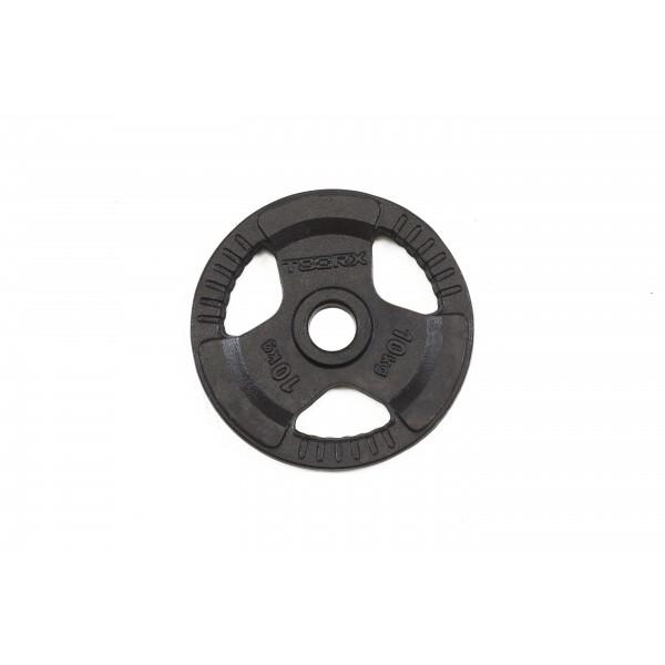 Toorx - Dischi Olimpionici 50mm Ghisa 1.25-2.5-5-10-15-20-25 Kg