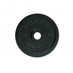 Toorx - Dischi Ghisa Nera 1-2-5-10-15-20 Kg