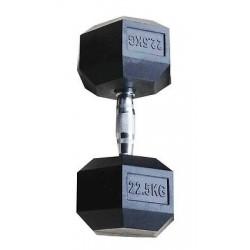 Toorx - Manubri esagonali gommati da 1 KG a 30 KG