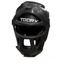 Toorx - Casco boxe/kick boxing con griglia in policarbonato