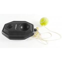 Stiga - Base TRAINER con corda elastica e pallina per allenamento