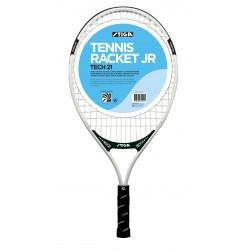 Stiga - Racchetta da tennis JR TECH 21 (telaio lungh. 53 cm.) con custodia