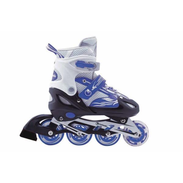 Nextreme - Pattini in linea FIREWHEEL  blu
