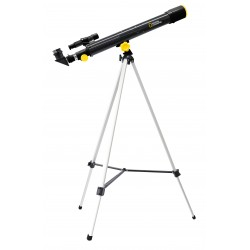 NATIONAL GEOGRAPHIC - Telescopio AZ rifrattore 50/600