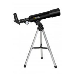 NATIONAL GEOGRAPHIC - Telescopio AZ rifrattore 50/360